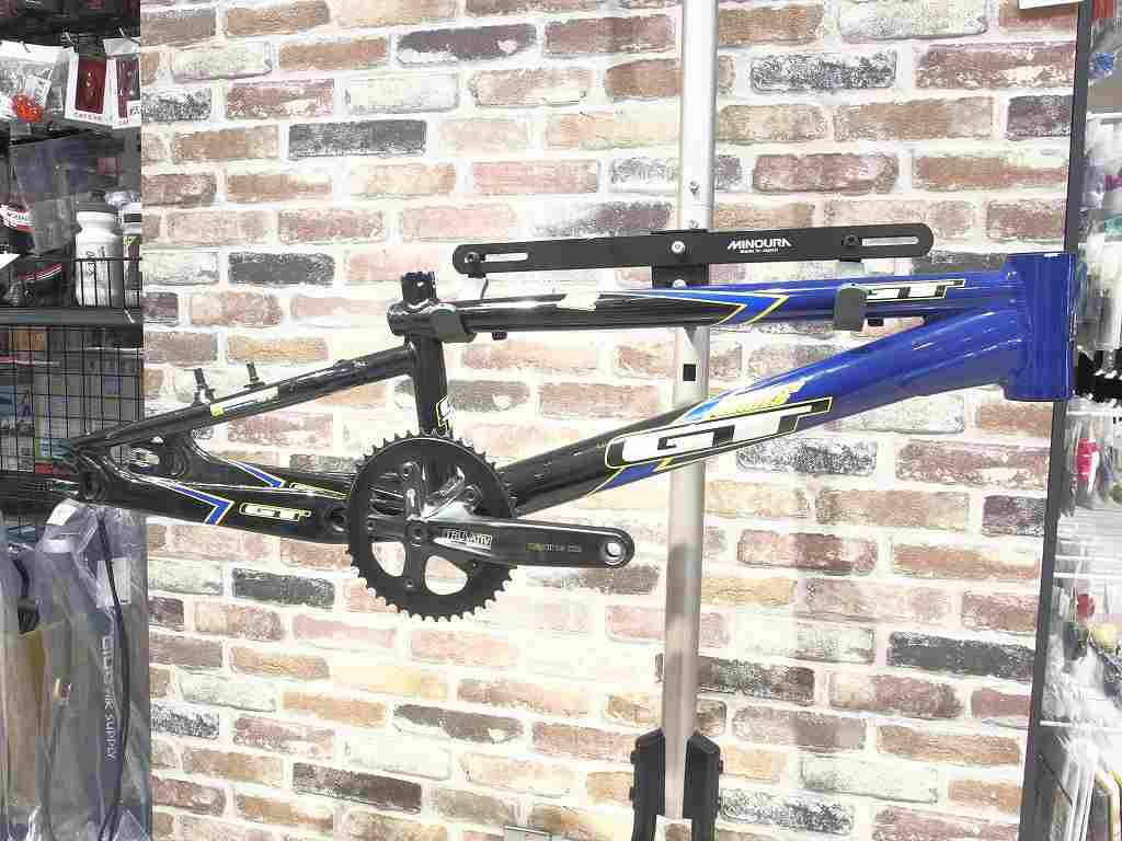 BMX用フレーム BL Power Series