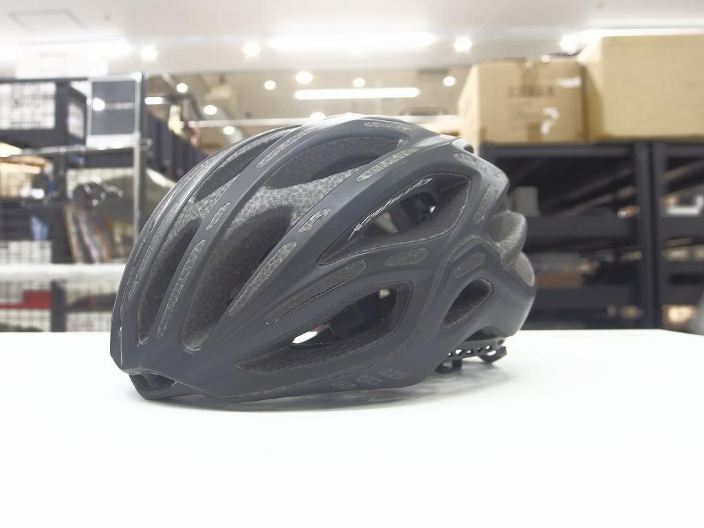 ヘルメット S/M マットブラック Flare