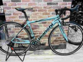 Bianchi INTREPIDA ロードバイク